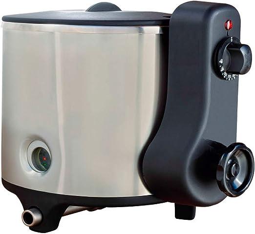 MOVILFRIT 117.054 Lux 5 - Freidora con sistema de aceite-agua ...
