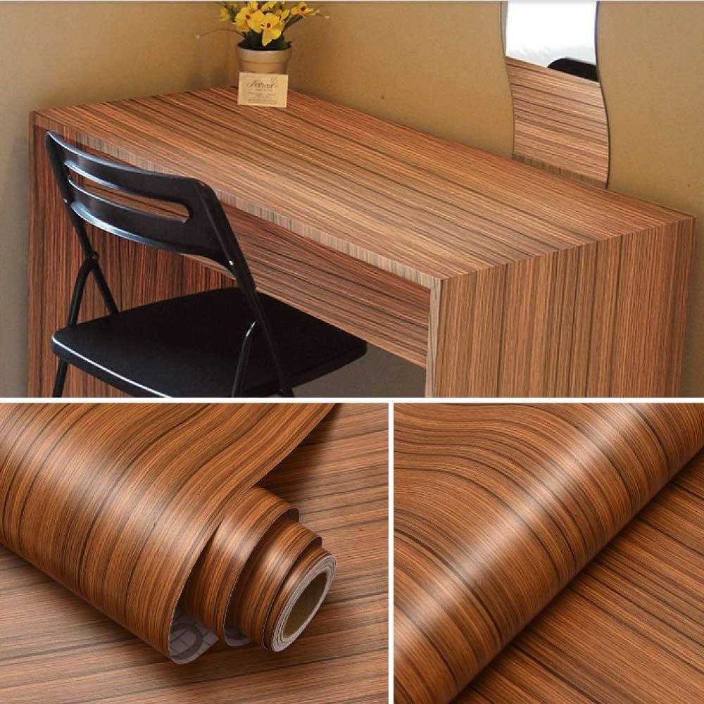 DIY PVC Color sólido Papel Tapiz Impermeable habitación ...