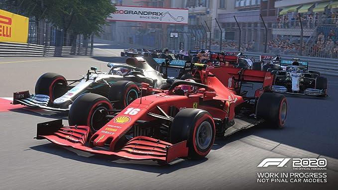 Xbox One - F1 2020 Seventy Edition - [Versión Italiana]: Amazon.es: Videojuegos