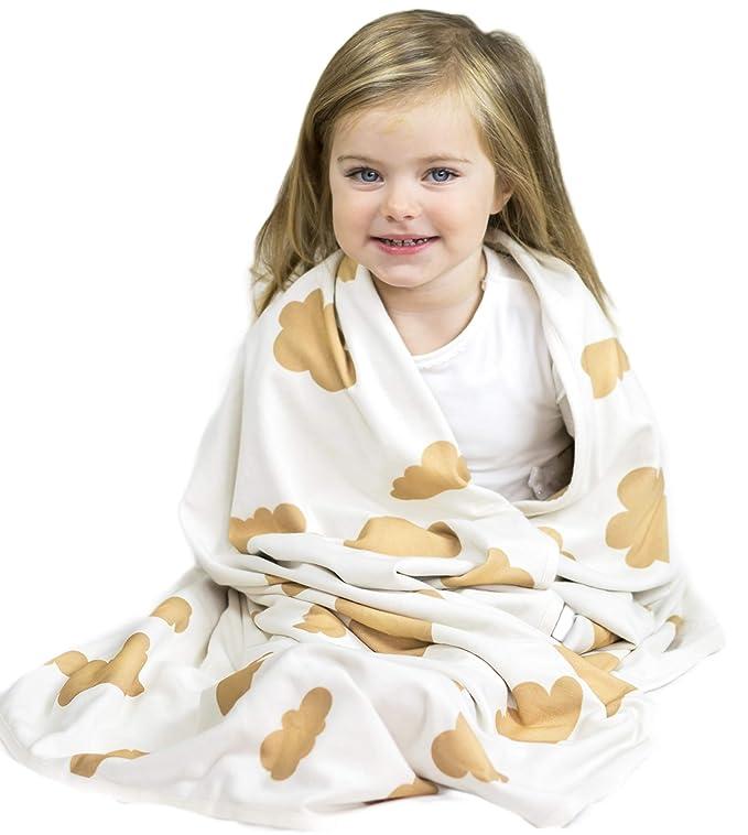 Little Ombr\u00e9 Blanket 31x28 Pure Naturally Soft Merino Pure Wool Blanket Wool Baby Blanket Baby Stroller Blanket