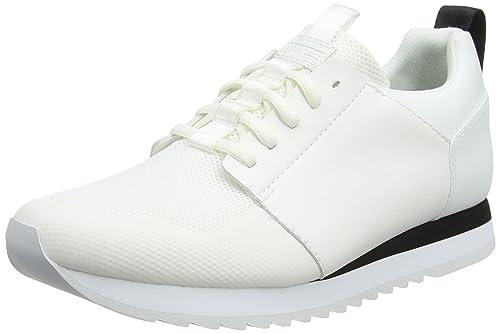 G-STAR RAW Deline, Zapatillas para Hombre, Blanco (White 110), 43 EU: Amazon.es: Zapatos y complementos
