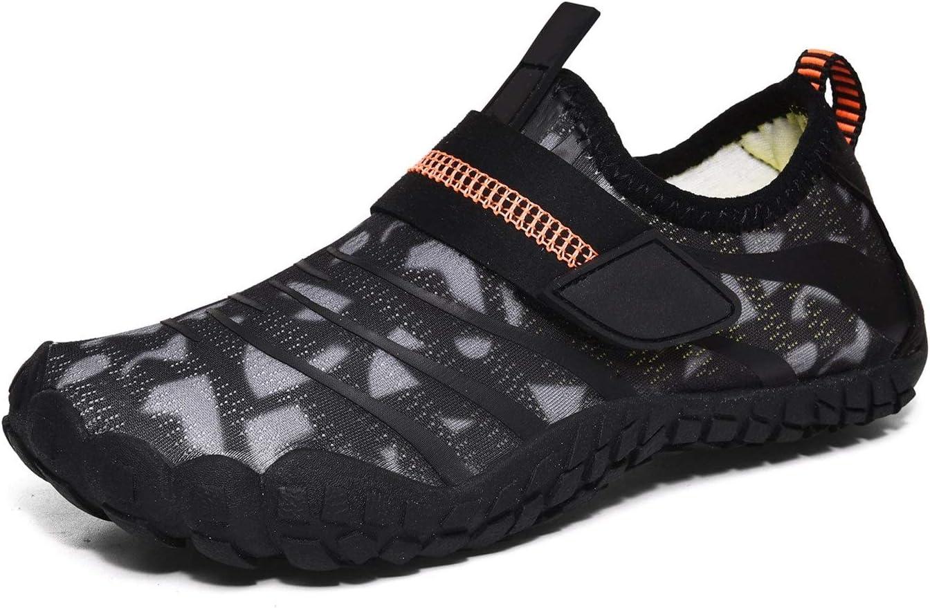 Kids Water Shoes Barefoot Quick Drying Aqua Skin Socks Beach Pool Swim Exercise