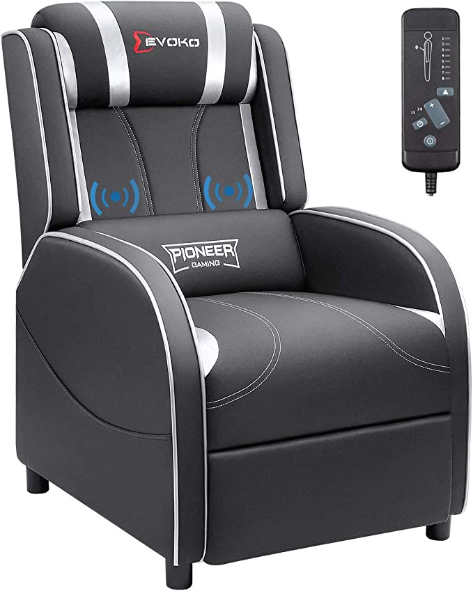 Devoko Massage Gaming Recliner Chair