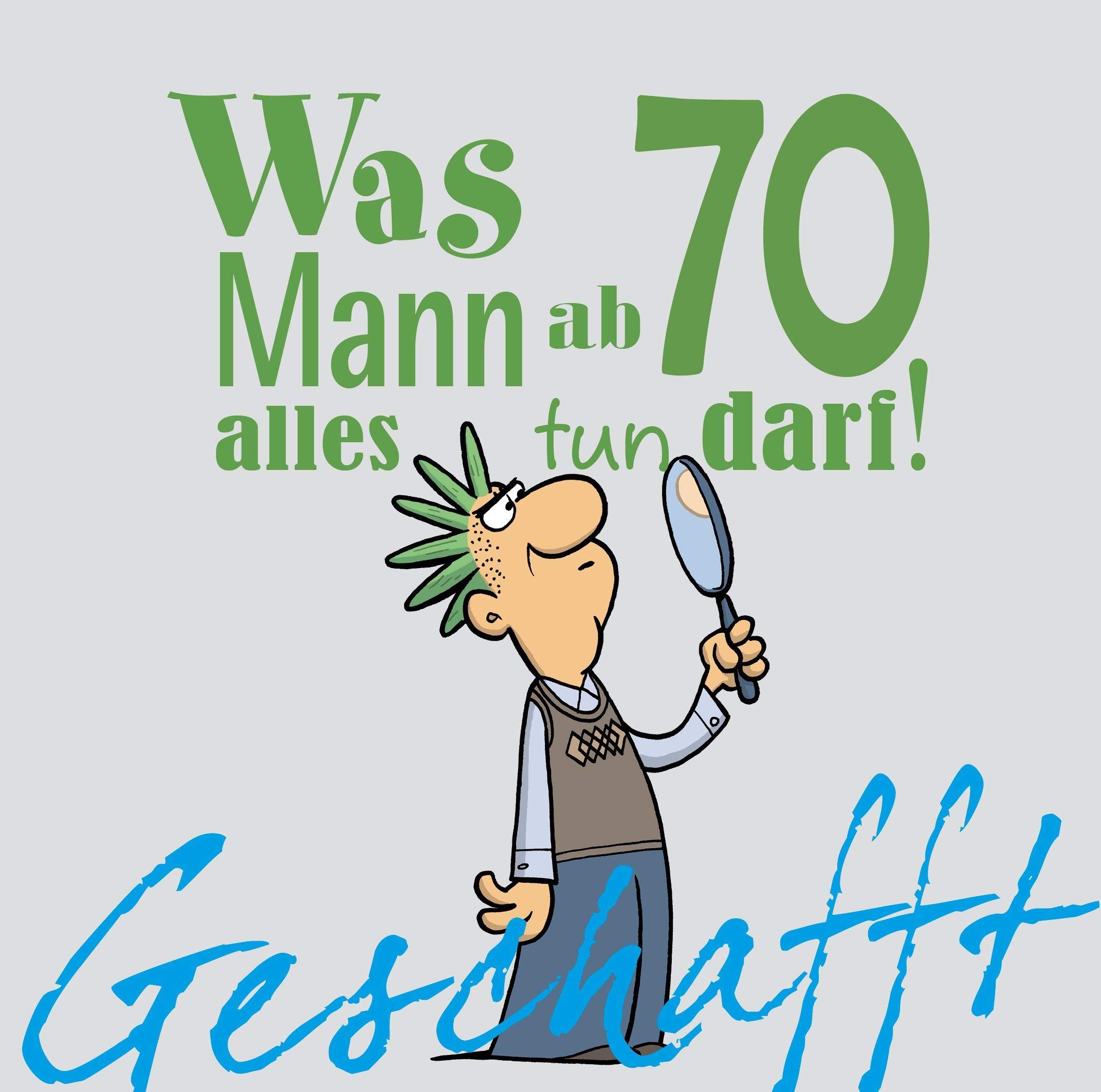 Geschafft  Was Mann Ab 70 Alles Tun Darf