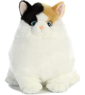 Aurora World Fat Cats Munchy Calico Plush