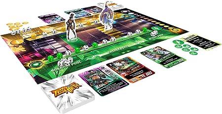 Ninja Division Way of The Fighter: Turbo - Juego de Mesa: Amazon.es: Juguetes y juegos
