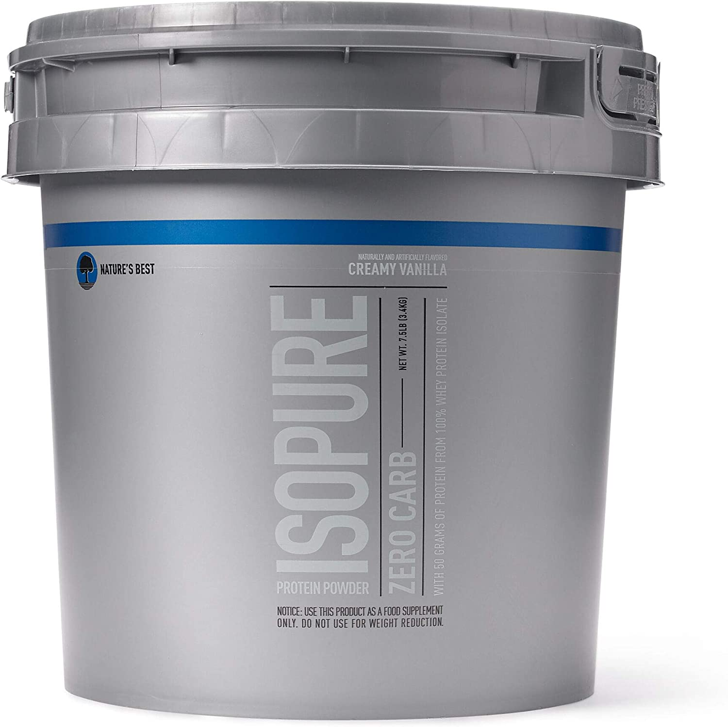 Isopure Cookies and Cream 7.5 lbs