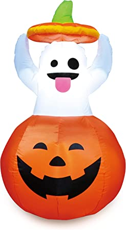 Amazon.com: Joiedomi Halloween - Espíritu hinchable en ...