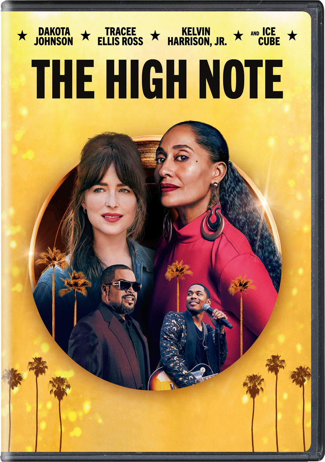 Amazon.com: The High Note: Dakota Johnson, Tracee Ellis Ross, Kelvin  Harrison, Jr., Ice Cube, Bill Pullman, Zoe Chao, Eddie Izzard, Nisha  Ganatra, Tim Bevan, Eric Fellner, Flora Greeson: Movies & TV