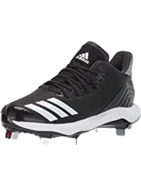 adidas Icon Bounce Cleat - Mens Baseball White