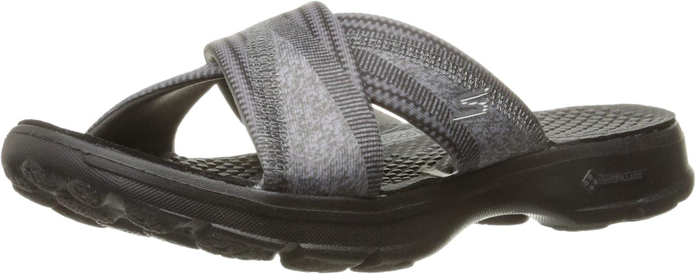 skechers go walk flip flops