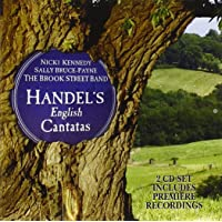 English Cantatas and Songs