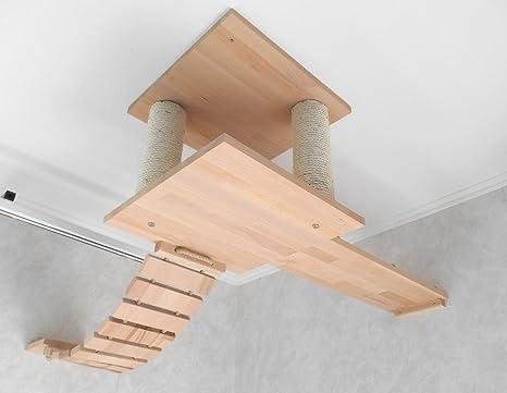 Juego para gatos, para colgar del techo, 3 piezas (15511fff)