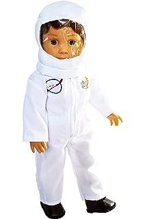 Amazon.com: American Girl Luciana Vegas Space Suit: Toys ...