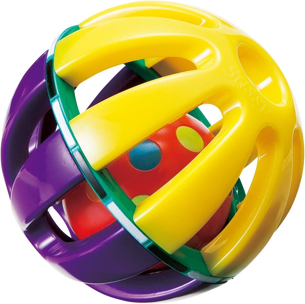 Sassy 780176 - Bola cascabel: Amazon.es: Bebé