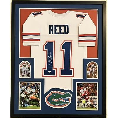 2a37bd6a4 Jordan Reed Signed Florida Gators 34