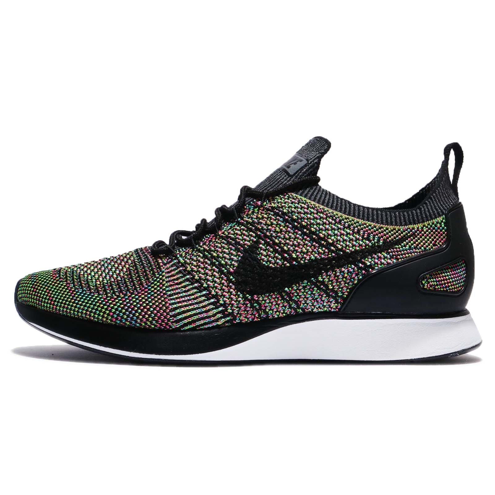 Nike Air Zoom Mariah Flyknit Racer Running Men's Size 10 Multi Color 918264 101