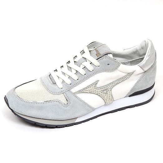 Mizuno D1GB174401 Sneakers Hombre White 41 JH7rgmd