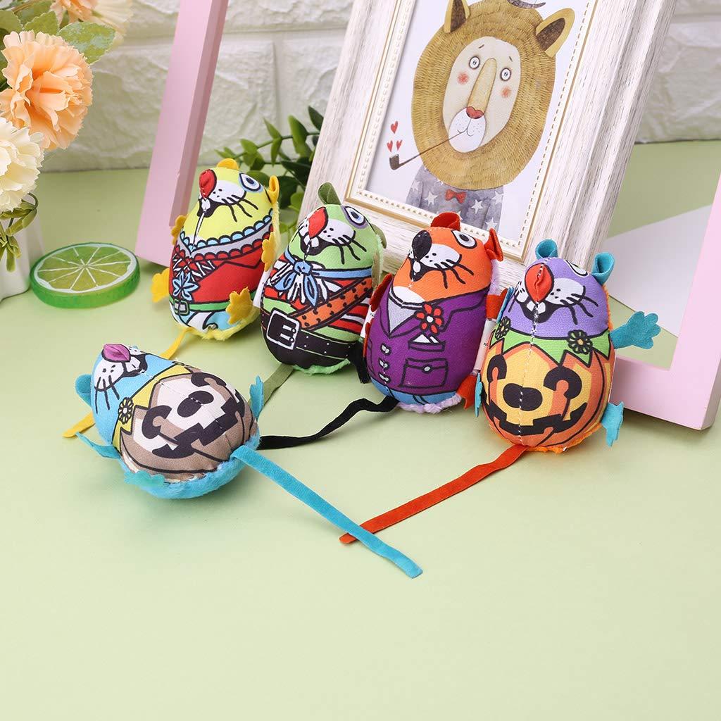 gatos gatos gatos gatos juguete colorido para gatos hierba gatera Juguete de gato Liancany para mascotas