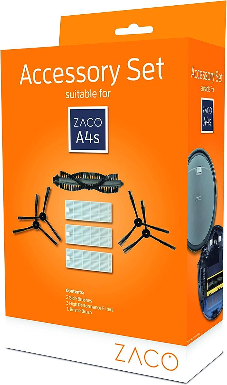 ZACO 501924 - Juego de Accesorios para archivador (A4): Amazon.es ...