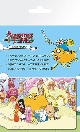 Amazon.com: Adventure Time Grupo Titular de la tarjeta: Clothing