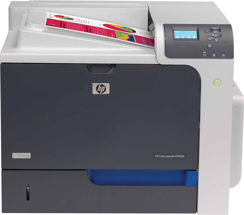 HP Color Laserjet CP4025N Printer (Renewed)