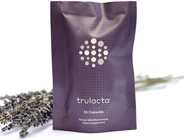 Trulacta Refill Pouch | 100% Human Milk Supplement | Supports Optimal Gut Health, Sleep Health, Mental Health, and Wellness for Adults | Natural, Gluten Free, Vegan Friendly, Allergen Free