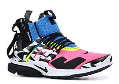 huge selection of 9952e ee019 Image Unavailable. Image not available for. Color NIKE Mens Air Presto MidAcronym  Racer ...