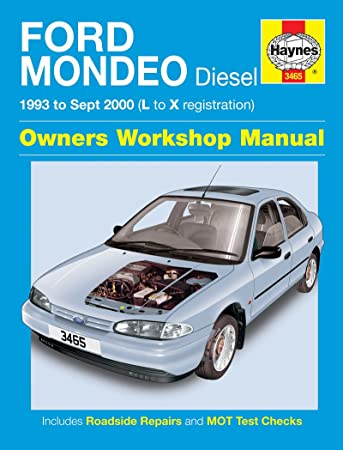 ford mondeo 1 8 td diesel 1993 sept 2000 haynes manual amazon co rh amazon co uk Immunization TD 1 Immunization TD 1