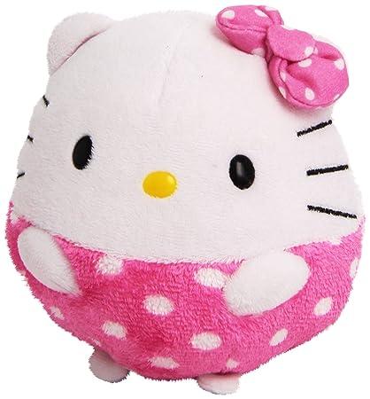 Amazon.com  TY Beanie Ballz Hello Kitty Plush - Regular  Toys   Games ad34eac628fa