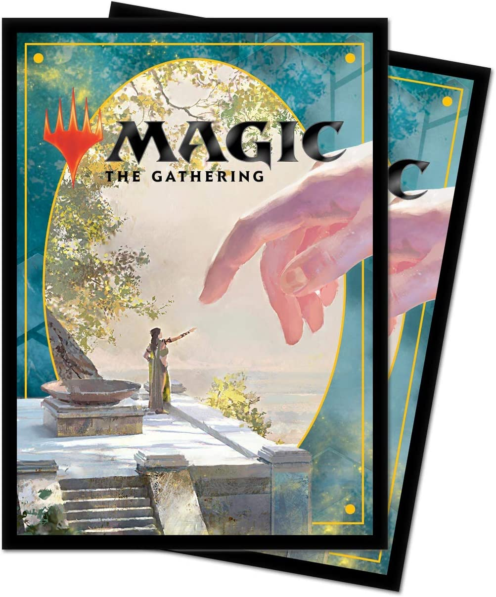 Magic The Gathering Theros Beyond Death Tutore Idilliaco Ultra Pro 100 Bustine Protettive
