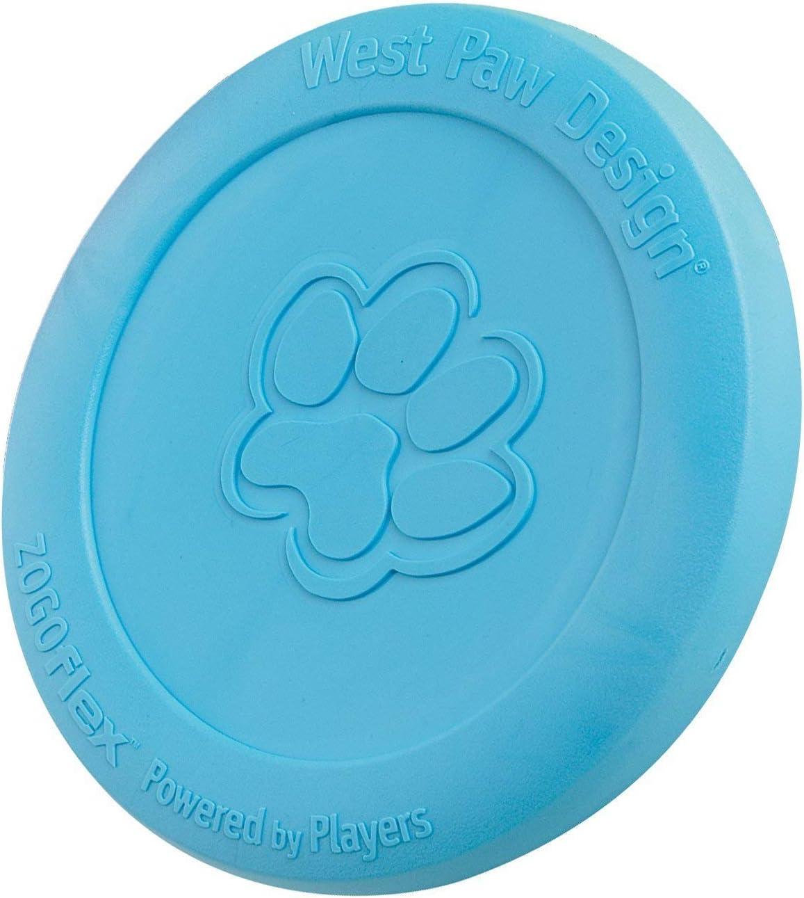 Fetch Floatable Pet Toys for Aggressive Chewers /& Zogoflex Hurley Dog Bone Chew Toy Large, Aqua Large, Aqua West Paw Zogoflex Zisc Dog Frisbee Catch