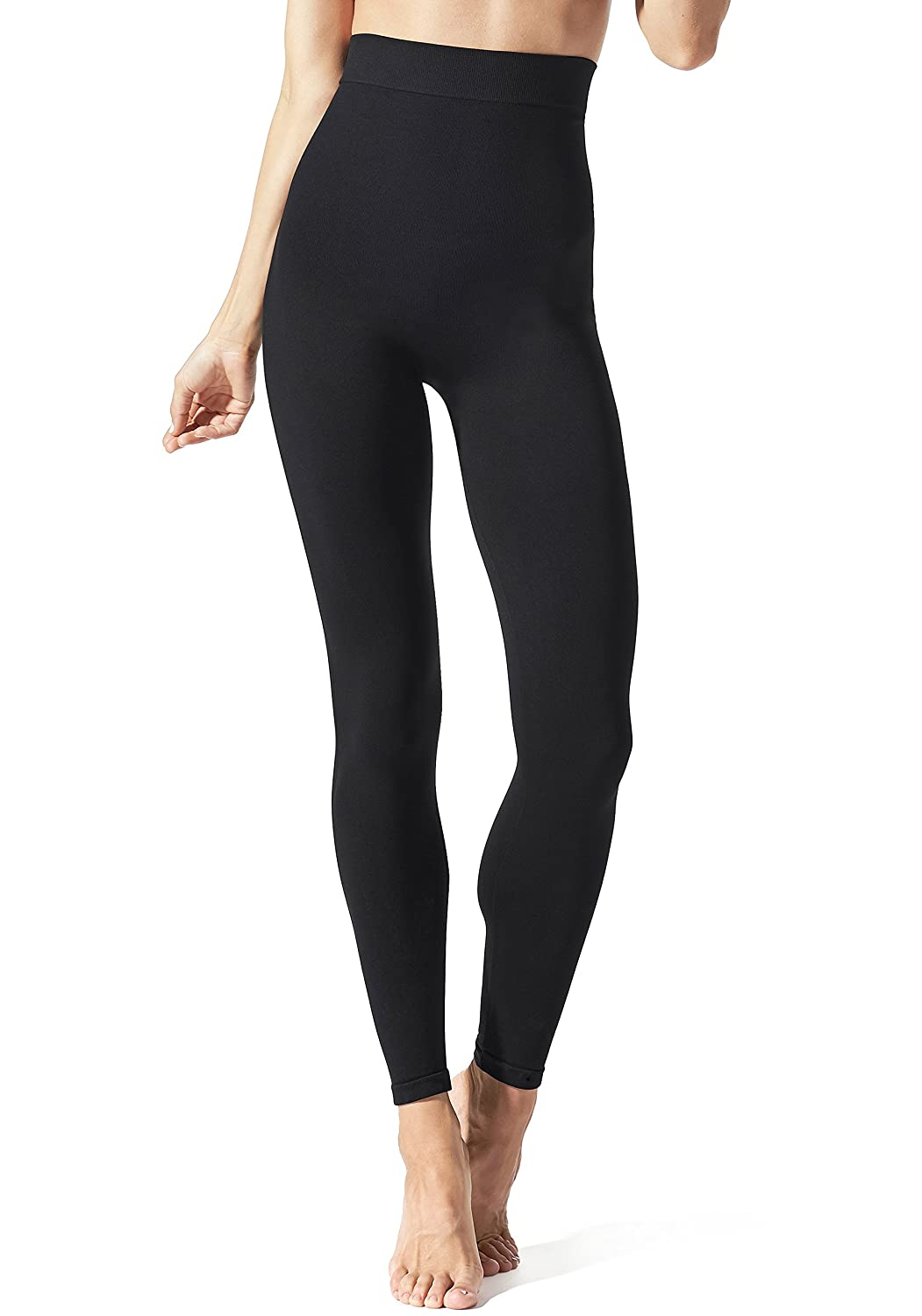 6b57b2e0695dd Amazon.com: BLANQI Everyday Highwaist Postpartum + Nursing Support Leggings:  Clothing