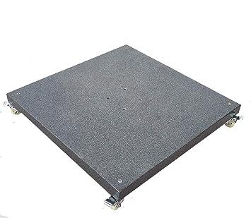 Berühmt Amazon.de: osoltus Granit Schirmständer für Ampelschirme mit FQ04
