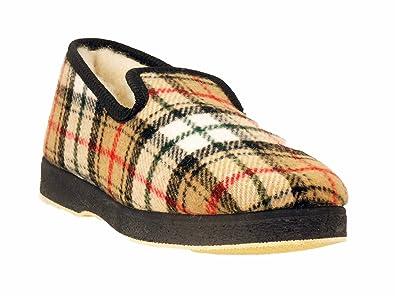 81947a0761a SEMELFLEX Charentaises Calomust-Beige-  Amazon.fr  Chaussures et Sacs