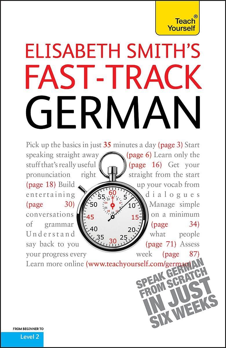 Fast In German >> Fast Track German Teach Yourself Amazon Co Uk Elisabeth