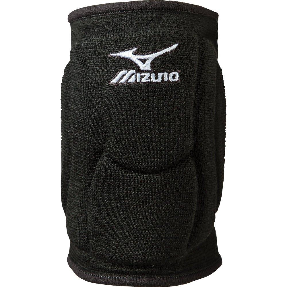 Mizuno Elite 9 SL2 Volleyball Kneepad, Black, Large
