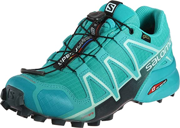 SALOMON Speedcross 4 GTX W, Zapatillas de Trail Running para ...