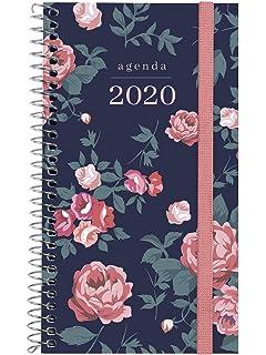 Finocam - Agenda 2020 semana vista vertical Mínimal Design ...