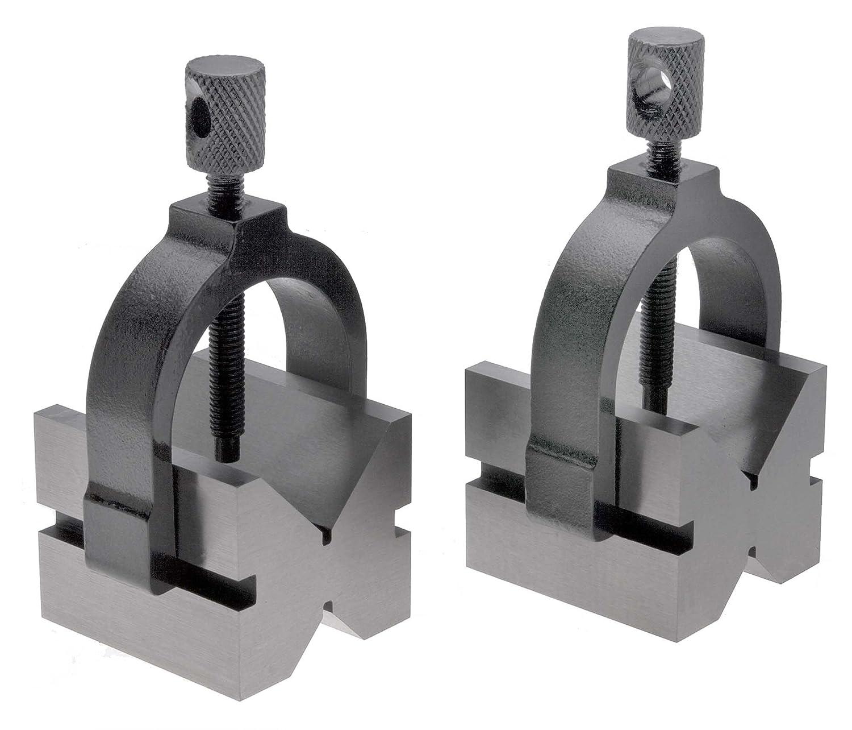 VB-2 1-1//2 Capacity V Block and Clamp Pair