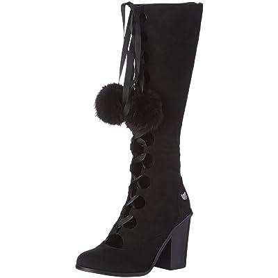Lollipops Ypompon High Laces Boots, Bottes Cavalières Femme
