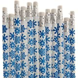 Snowflake Pencils - 24 pack