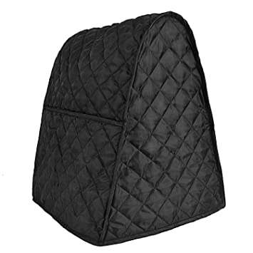 Excellent Balfer Stand Mixer Cover Dust Proof With Organizer Bag For Kitchenaid Mixer Black Caraccident5 Cool Chair Designs And Ideas Caraccident5Info