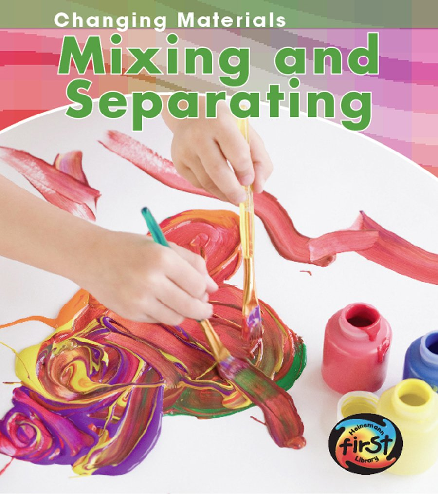 Mixing and Separating (Changing Materials) pdf