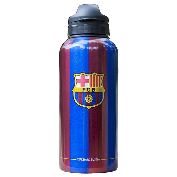 Amazon.com: Barcelona Oficial Classic botella de agua de ...