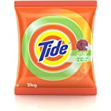 Tide Plus Jasmine and Rose Detergent Powder - 2 kg Pack