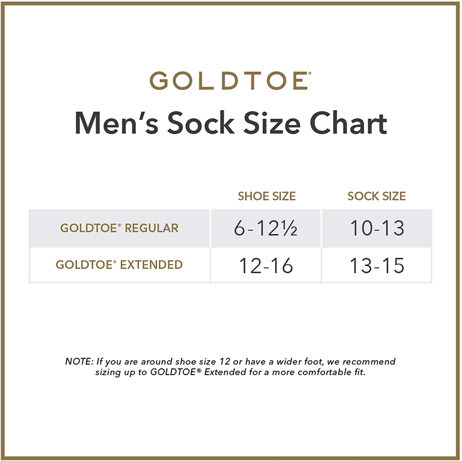 Mens Cotton Crew Athletic Sock Gold Toe 6-Pack Cushion Sole Size 10-13 White NEW