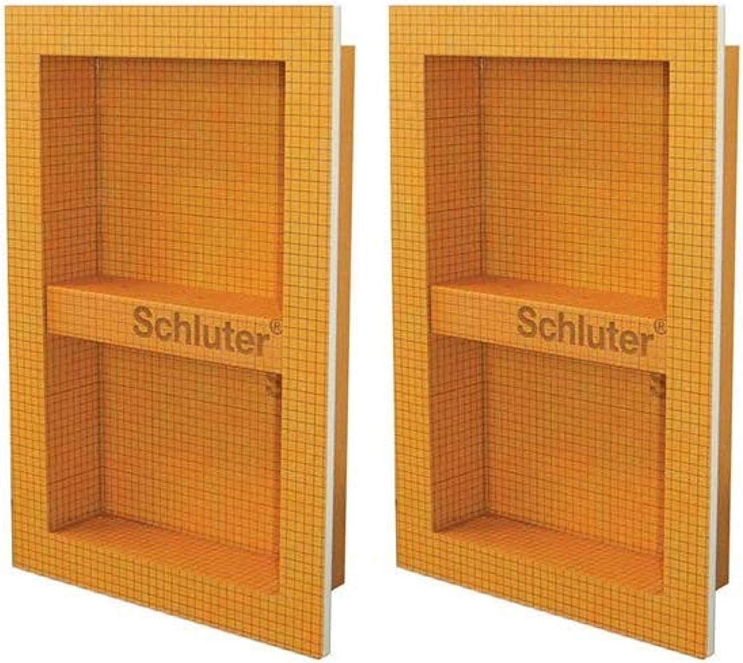 Schluter KERDI-BOARD-SN: Shower Niche (with shelf) 12