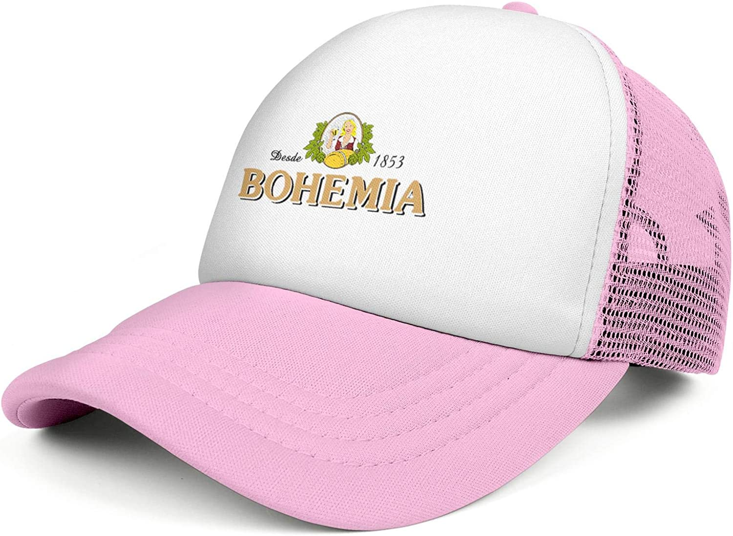 QWQD Bohemia1 Men Women Mesh Cool Cap Adjustable Snapback Sports Hat