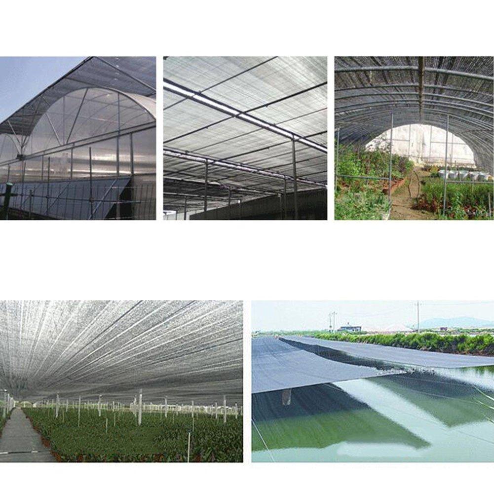 YMXLJF Shade net, 8-polig verschlüsselte Gartenpflanzen Gartenpflanzen Gartenpflanzen Hofterrasse Sonnensegel net Treibhaus Wärmealterung Netzwerk Blockieren Sie 70% der UV-Strahlen B07P6L2WYL Zeltplanen Fairer Preis 4773f6